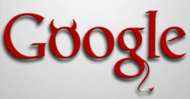 Google - do no evil - w edycji 2019